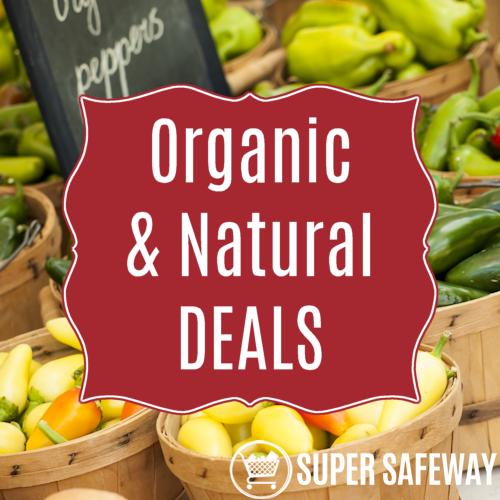 safeway organic deals