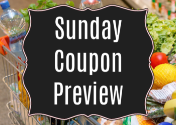 Sunday Coupon Preview for 10/11