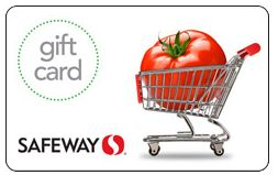 Last Day to Enter to win 1 of 4 $50 Safeway Gift Cards!