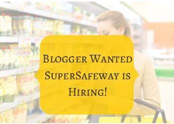 SuperSafeway is hiring!