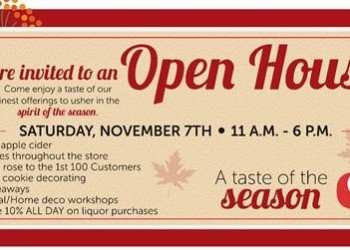 Safeway Open House Today!!