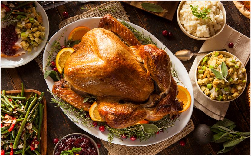 ways to save on thanksgiving