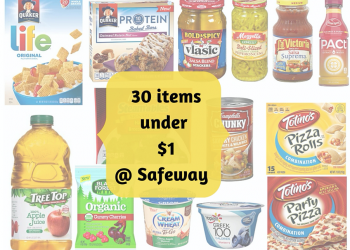 30 Items Under $1 at Safeway
