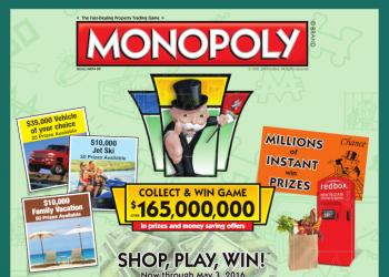 Safeway Monopoly Deals 2/10 – 2/16