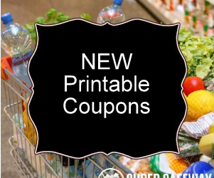 NEW Printable Coupons for 2/9 – Bounty, Dole, Secret, and More