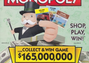 Safeway Monopoly Game 2/3 – 5/3: Win Cash, Cars & More