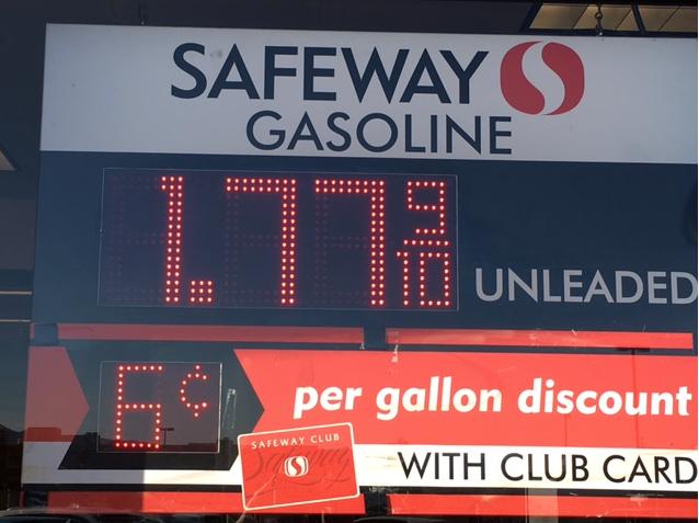 gas rewards