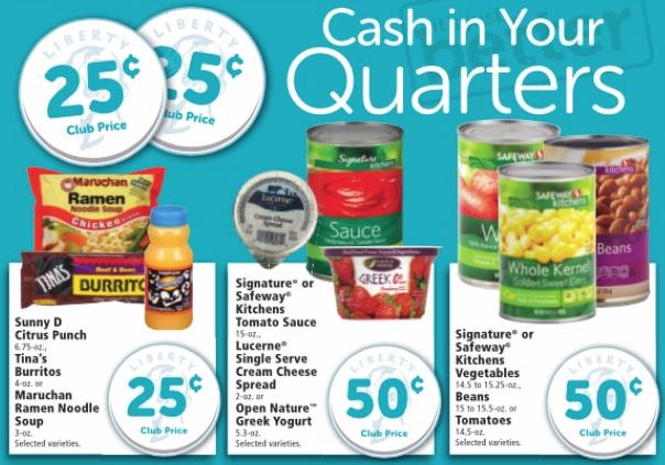 quarters promo