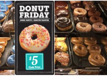 $5 Donut Friday