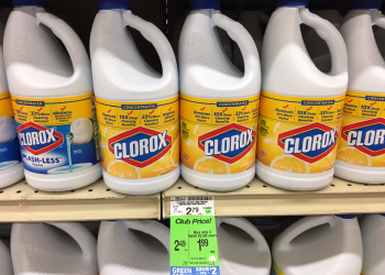 Clorox Coupons, Pay $1.49 for Bleach