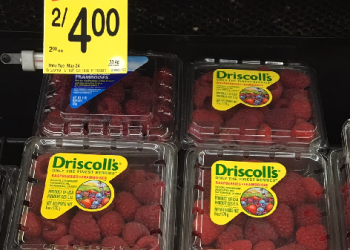 Driscoll's Berries for as Low as a Buck