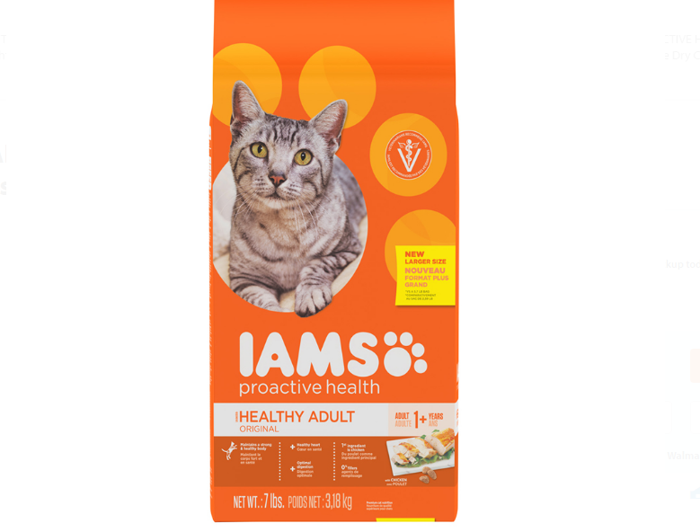 Safeway Dry Cat Food