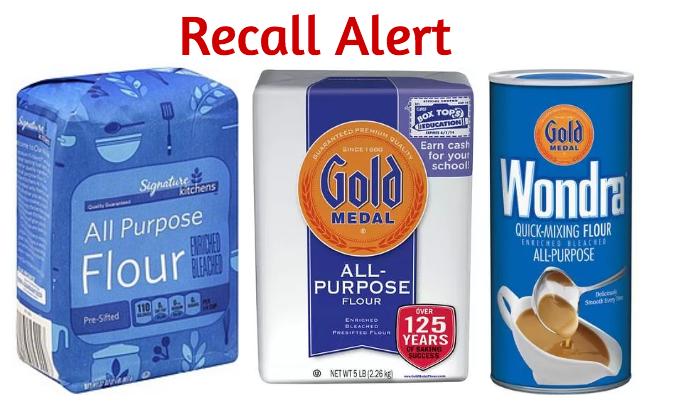 Gold Medal & Safeway Signature Flour Recall Alert - Super ...