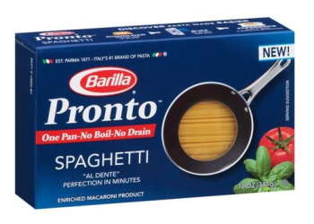 Barilla Sale, as Low as a $0.25 MONEYMAKER for Pasta and $1.44 for Sauce