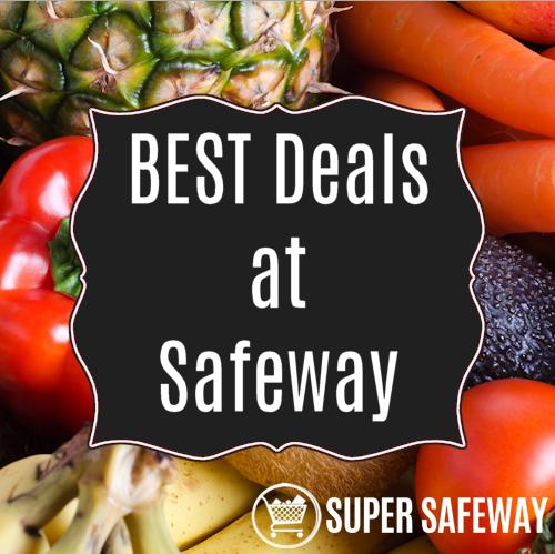 Best Deals at Safeway Through 6/14