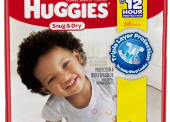 Huggies Diapers Just $2.99 at Safeway With New Huggies Coupons