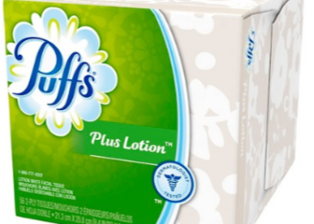 Puffs Coupons, Pay $0.79 for Facial Tissue