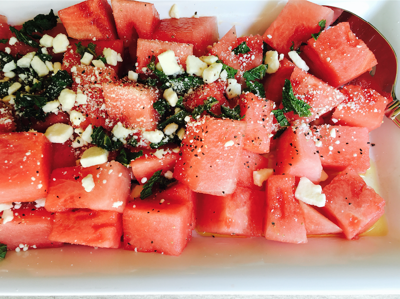 Watermelon Feta Salad1