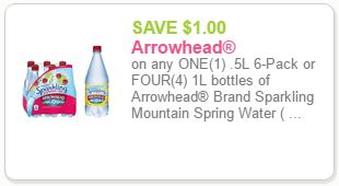 arrowhead coupon