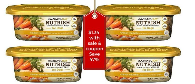 Nutrish coupons