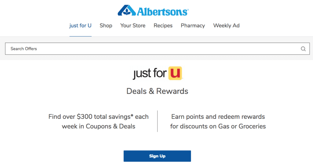 Albertsons_just_for_U_Coupons