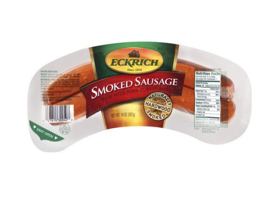Eckrich sausage coupons 2018