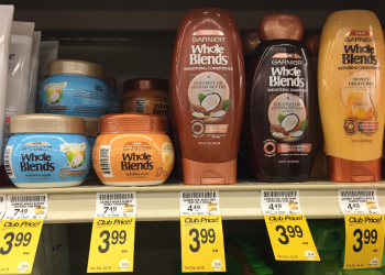 Garnier Whole Blends Coupons, Pay $1.99