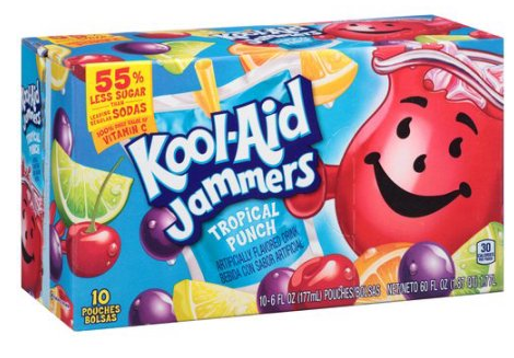Kool-Aid Jammers Coupon, Pay $0.99