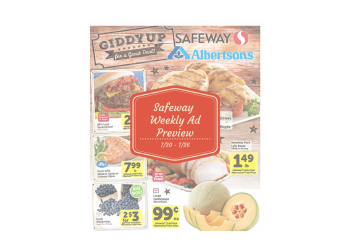 Safeway Weekly Ad Preview 7/20 – 7/26