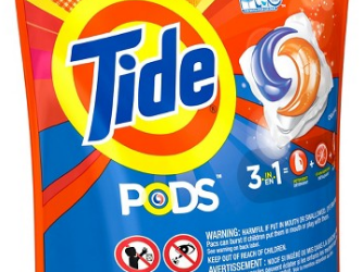 Tide Coupon, Pay $3.99 for PODS