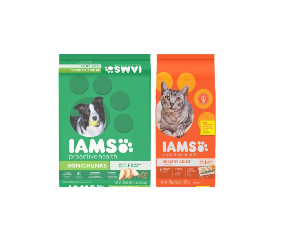 Safeway Iams Dog Food