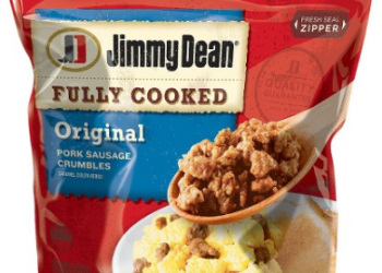 Jimmy Dean Coupon, Save 50% on Sausage