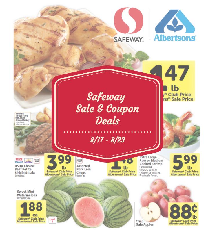 Safeway coupon deals