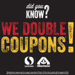 safeway double coupons