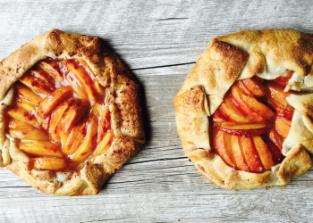 Peach Galette Recipe using Palisade Peaches