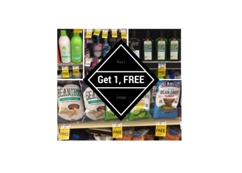Buy 1, Get 1 FREE Deals at Albertsons and Safeway