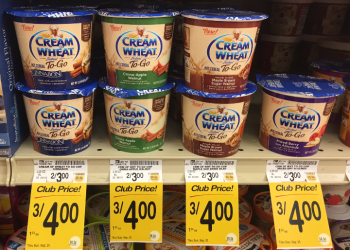 Cream of Wheat Coupons, Pay $0.84