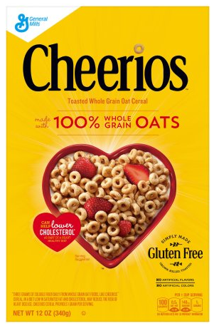 General Mills Cheerios Coupon, Pay as Low as $0.24