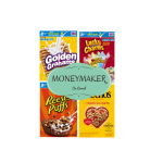 General Mills Cereal Coupons - Up to a $0.26 MONEYMAKER