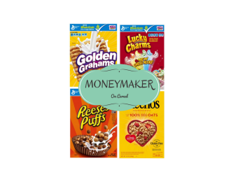 General Mills Cereal as Low as FREE with Sale and Coupons