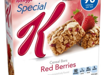 Kellogg's Special K Bars Sale, Pay as Low as $1.49