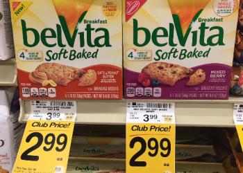 BelVita Coupon, Pay as Low as $1.92