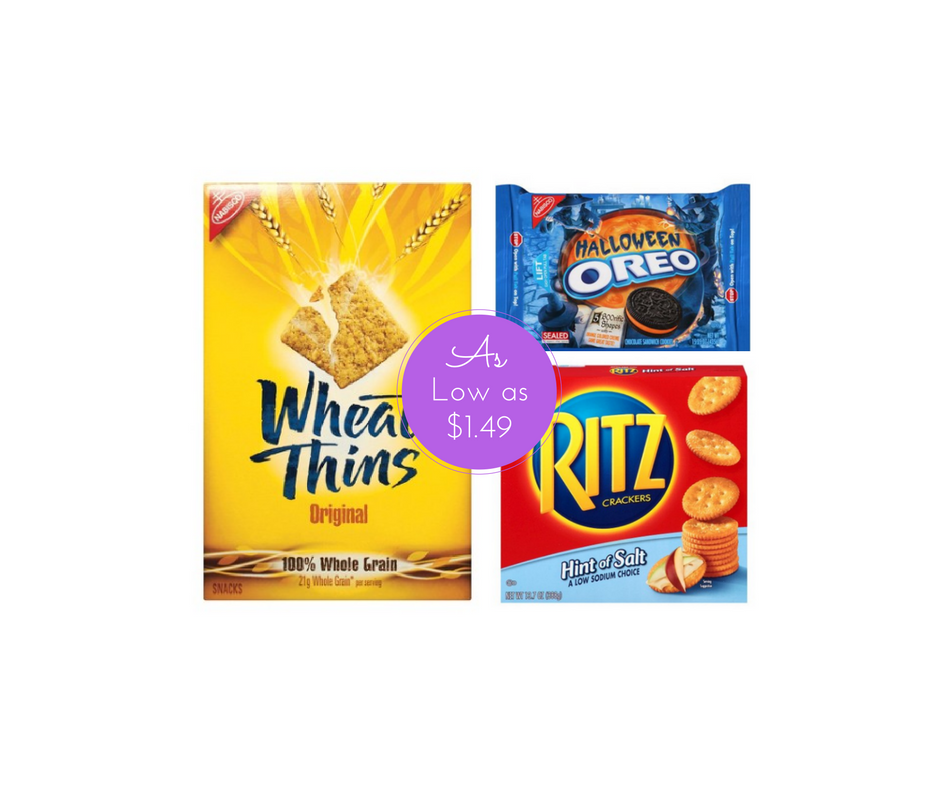 Nabisco coupons september 2019