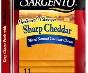 Sargento Cheese Coupon – Pay as Low as $0.75