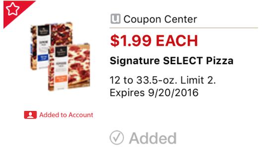 Safeway digital coupons