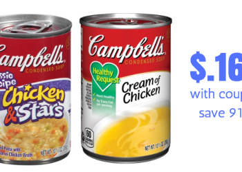 campbells cream of chicken soup