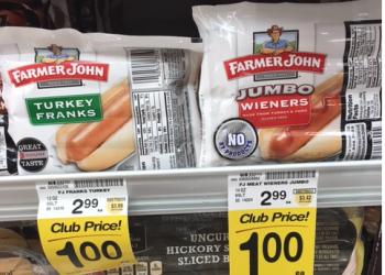 Farmer John Hot Dogs