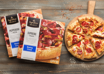 Safeway's Signature SELECT Pizza Just $2.99