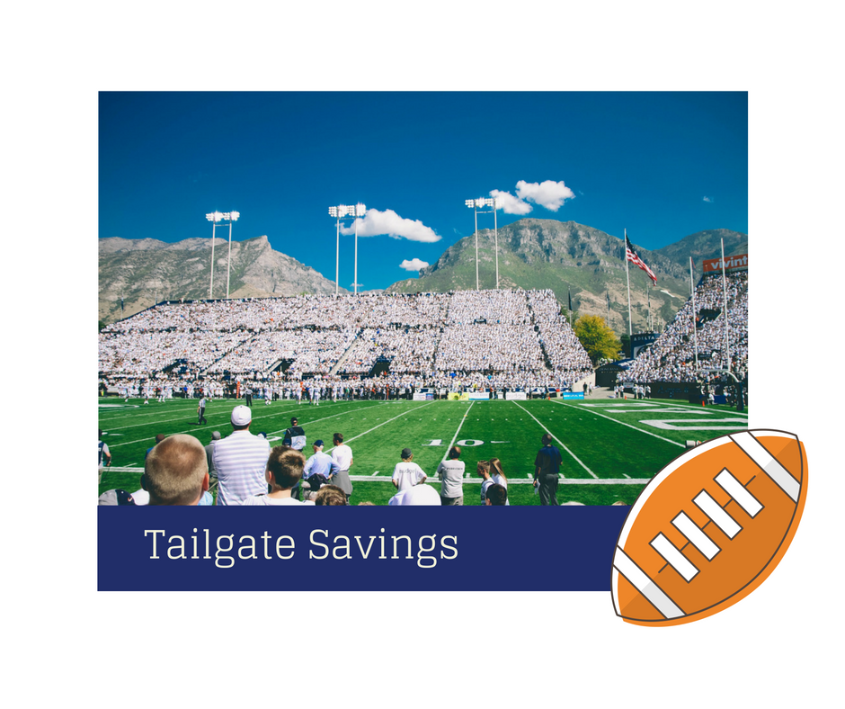 Tailgate Store Savings at Safeway and Albertsons 9/7 - 9/13