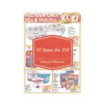 10 Items for $10 Sale - No Limits